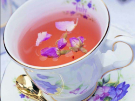 百香果与山楂玫瑰花能一起泡吗