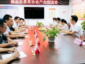 藤县成立百香果协会