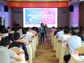 贵港市举行百香果产业项目招商合作峰会
