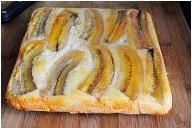 香蕉百香果蛋糕的做法