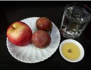 百香果苹果汁的做法