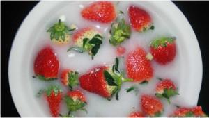 百香果草莓酱的做法