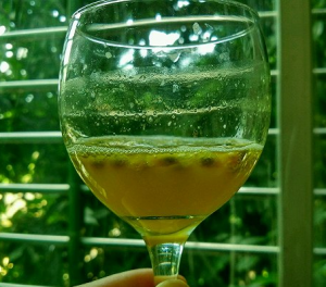 百香果啤酒的做法