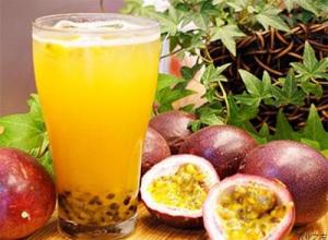 自制百香果奶茶,百香果奶茶的制作方法