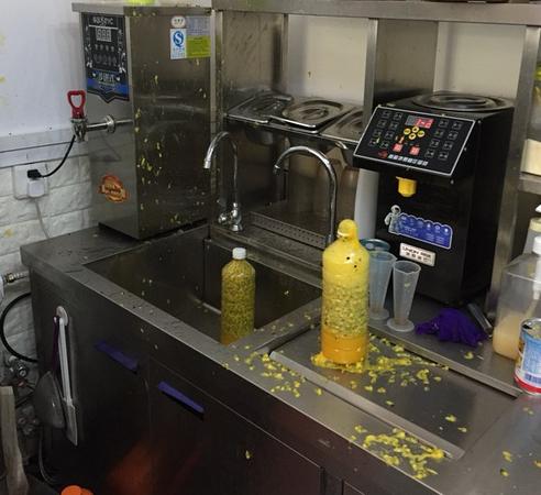 百香果酱为什么会爆炸,如何防止百香果发酵爆炸