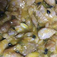百香果怎么炒肉片来吃