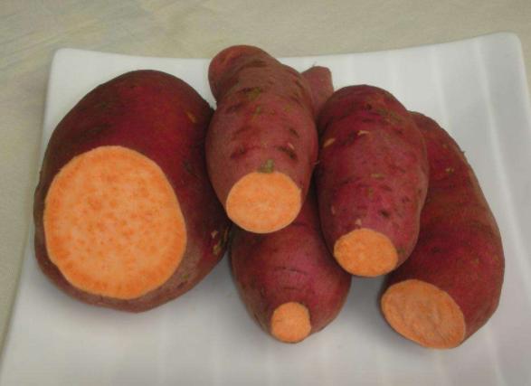 百香果和红薯可以一起吃吗