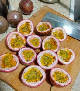 百香果柠檬冰糖腌制法