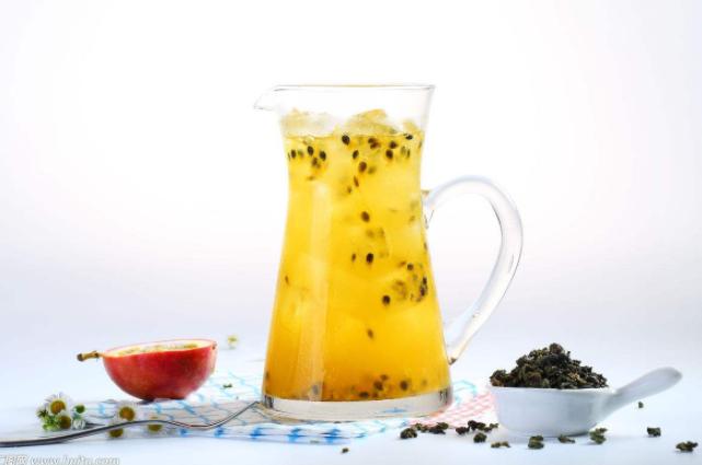 百香果绿茶可以用铁观音吗