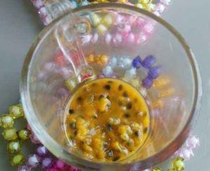 百香果可以和普耳茶一起喝吗,百香果普洱的茶做法