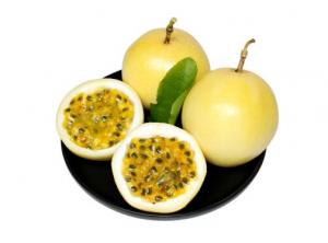 黄金百香果有几个品种,看看你的是哪种