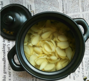 百香果百合汤怎么做好吃