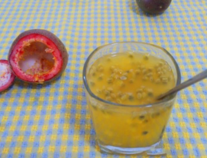 百香果蜂蜜水果茶怎么做