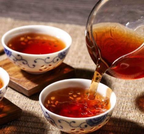 百香果可以和普耳茶一起喝吗