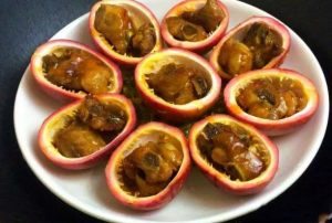 百香果的壳有什么作用怎么吃