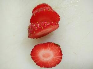 百香果草莓酸奶做法,百香果芒果酸奶的做法