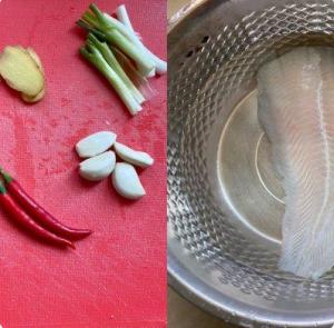 酸辣开胃的百香果鱼做法